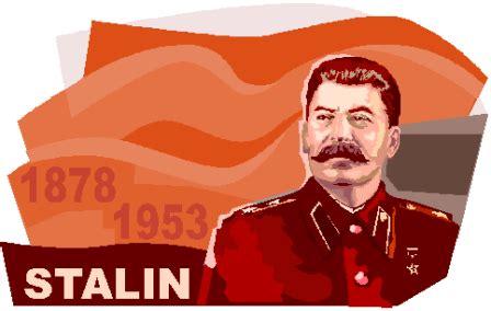 Thesis statement on joseph stalin